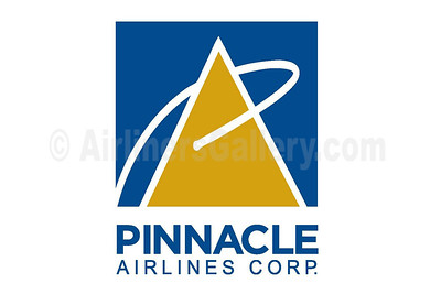 1. Pinnacle Airlines logo