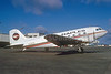 Naples Airlines-PBA Douglas DC-3-314A (DC-3A) N139PB (msn 2239) MIA (Bruce Drum). Image: 102732.