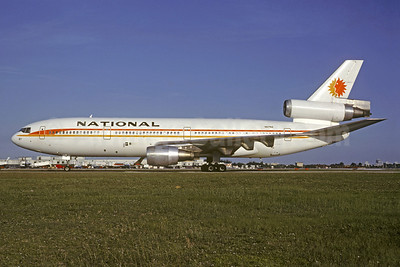 National Airlines (1st) McDonnell Douglas DC-10-10 N67NA (msn 46709) MIA (Christian Volpati). Image: 912187.