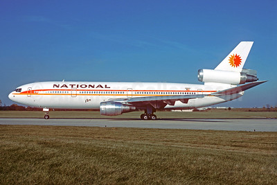 National Airlines (1st) McDonnell Douglas DC-10-30 N81NA (msn 46712) ORY (Jacques Guillem). Image: 931490.