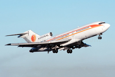 National Airlines (1st) Boeing 727-35 N4614 (msn 18815) MIA (Jay Selman). Image: 403949.