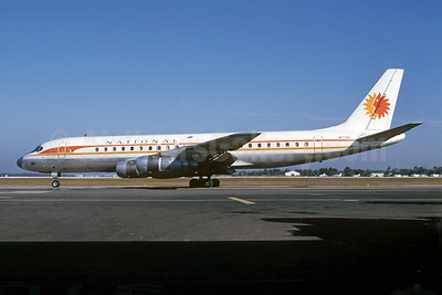 National Airlines (1st) McDonnell Douglas DC-8-51 N276C (msn 45641) TPA (Bruce Drum). Image: 102289.