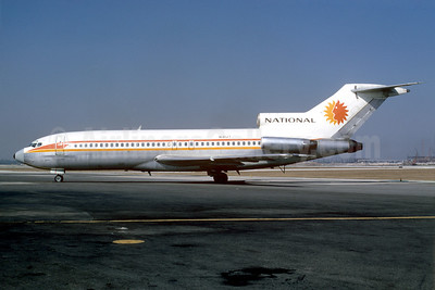National Airlines (1st) Boeing 727-35 N4617 (msn 18845) TPA (Bruce Drum). Image: 102283.