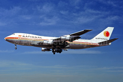 """747 Sun King"", delivered on October 20, 1970"