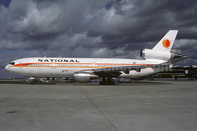 National Airlines (1st) McDonnell Douglas DC-10-30 N80NA (msn 46711) ORY (Christian Volpati). Image: 912188.
