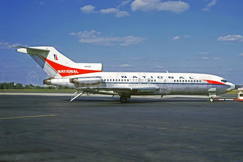 Airline Color Scheme - Introduced 1964 - Best Seller