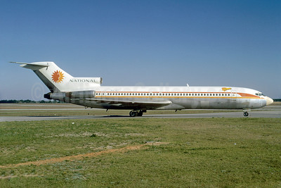 "National Airlines (1st) Boeing 727-235 N4747 (msn 19467) ""Nani"" PNS (Bruce Drum). Image: 102861."