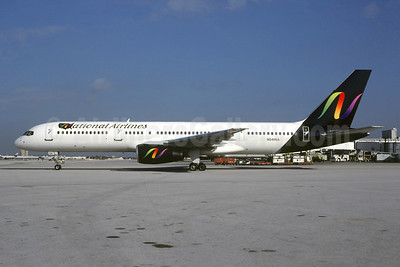 National Airlines (4th) Boeing 757-23A N541NA (msn 24291) MIA (Christian Volpati Collection). Image: 946993.