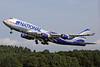 National Airlines (5th) - Navitrans Boeing 747-428 (F) N919CA (msn 25302) HHN (Rainer Bexten). Image: 939086.