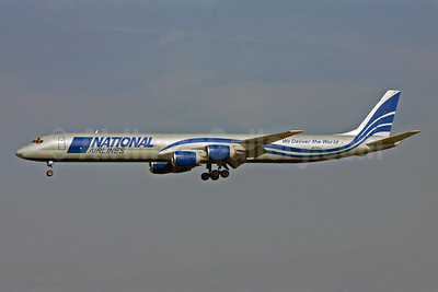 National Airlines (5th) McDonnell Douglas DC-8-71 (F) N872SJ (msn 46040) HHN (Rainer Bexten). Image: 903632.
