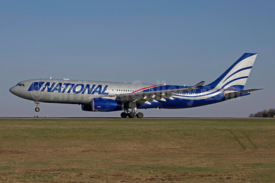 National Airlines (5th) Airbus A330-223 N819CA (msn 891) HHN (Rainer Bexten). Image: 954608.