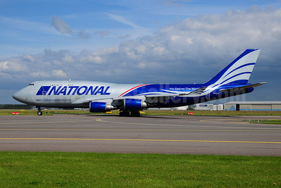 National Airlines (5th) Boeing 747-428 (F) N952CA (msn 25238) AMS (Ton Jochems). Image: 908593.