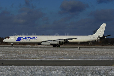 National Airlines (5th) McDonnell Douglas DC-8-63CF N865F (msn 46088) YHM (Reinhard Zinabold). Image: 905845.