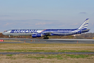 National Airlines (5th) McDonnell Douglas DC-8-71 (F) N872CA (msn 46040) PHL (Tony Storck). Image: 907446.
