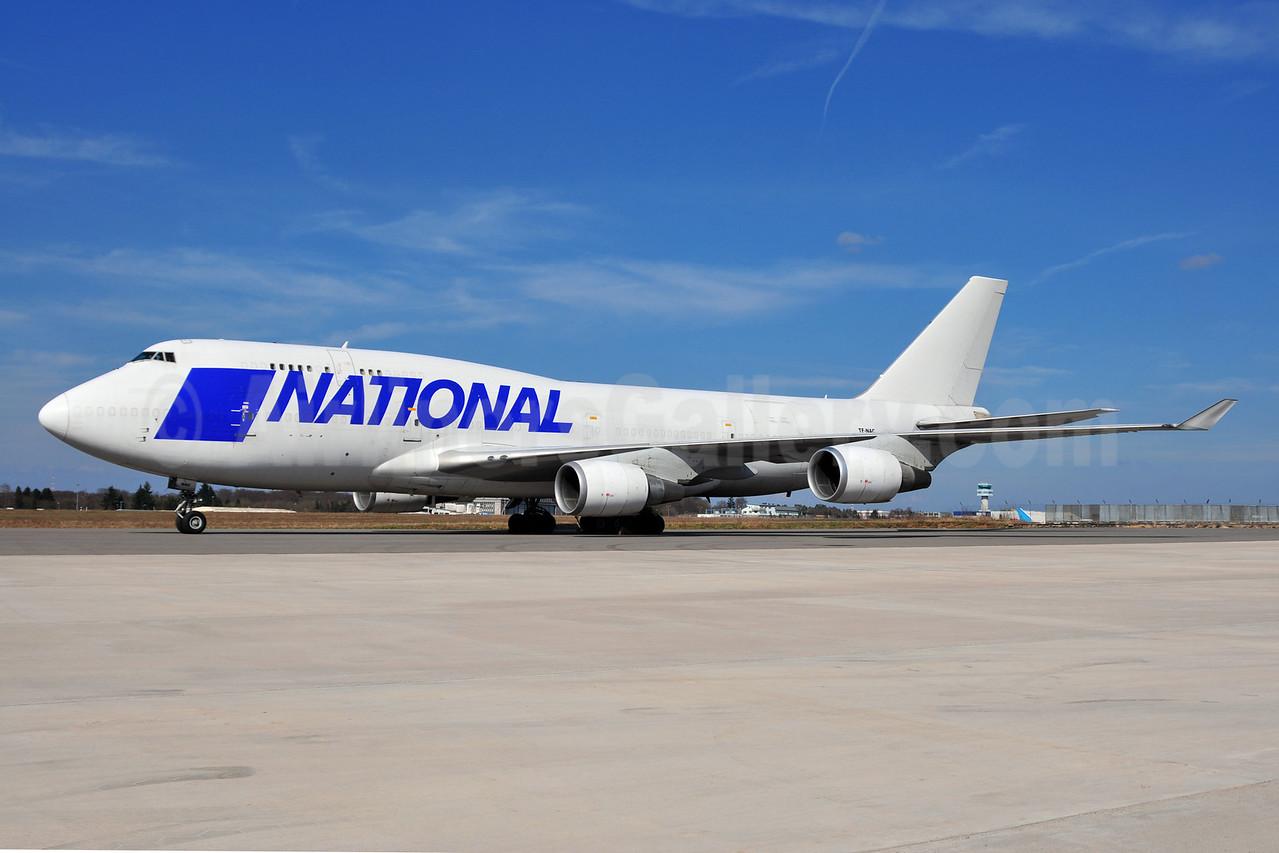 National Airlines (5th) (Air Atlanta Icelandic) Boeing 747-428 (BCF) TF-NAC (msn 25238) LUX (Ton Jochems). Image: 906153.