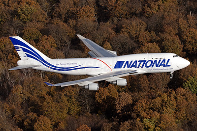 National Airlines (5th) Boeing 747-412 (F) N756CA (msn 26547) CGN (Rainer Bexten). Image: 952083.