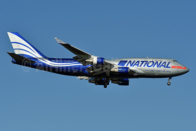 National Airlines (5th) - Navitrans Boeing 747-428 (F) N919CA (msn 25302) JFK (Fred Freketic). Image: 942848.