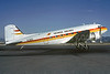 Nevada Airlines Douglas DC-3-277C N138D (msn 2245) LAS (Christian Volpati Collection). Image: 911727.