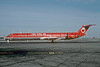 New York Air (2nd) McDonnell Douglas DC-9-82 (MD-82) N801NY (msn 49127) LGA (Keith Armes). Image: 908212.