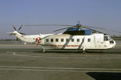 New York Airways (1st) Sikorsky S-61L N620PA (msn 61428) JFK (Bruce Drum). Image: 105207.