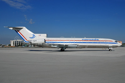 Nomads Travel Club Boeing 727-221 Super 27 N727M (msn 22541) MIA (Bruce Drum). Image: 100182.