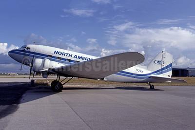 North American Airlines (3rd) Douglas C-47B-DK (DC-3) N3XW (msn 34373) (Fred Freketic). Image: 948163.