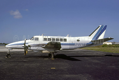North American Airlines (3rd) Beech 99 N205TC (msn U-4) FXE (Nigel P. Chalcraft - Bruce Drum Collection). Image: 948164.