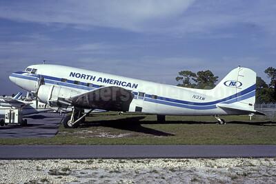 North American Airlines (3rd) Douglas C-47B-DK (DC-3) N3XW (msn 34373) OPF (Bruce Drum). Image: 105190.