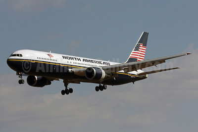North American Airlines Boeing 767-304 ER N769NA (msn 28039) BWI (Brian McDonough). Image: 902409.