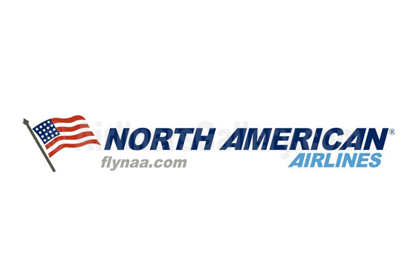 North American Airlines - Official Logo