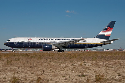 North American Airlines Boeing 767-306 ER N765NA (msn 28098) JFK (Fred Freketic). Image: 949723.