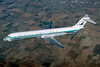 First DC-9-51, delivered on April 6, 1976