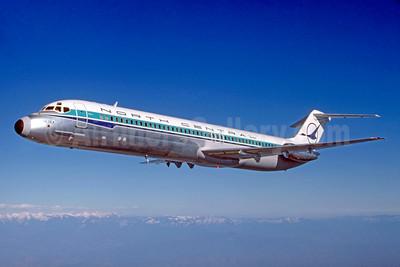 First DC-9-51, delivered on April 6, 1976 - Best Seller