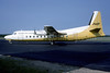 Northeast Airlines Fairchild FH-227 N7804M (msn 509) HYA (Bruce Drum). Image: 102361.