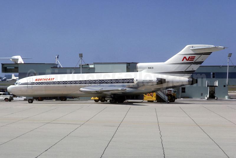 Rare Photo: Original delivery livery, delivered October 7, 1965