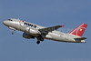 Northwest Airlines-NWA Airbus A319-114 N328NB (msn 1528) CLT (Jay Selman). Image: 402263.
