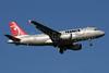 Northwest Airlines-NWA Airbus A319-114 N370NB (msn 2087) MSP (Bruce Drum). Image: 101132.