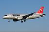 Northwest Airlines-NWA Airbus A319-114 N361NB (msn 1976) MSP (Bruce Drum). Image: 102337.