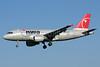 Northwest Airlines-NWA Airbus A319-114 N301NB (msn 1058) MSP (Bruce Drum). Image: 103243.
