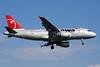 Northwest Airlines-NWA Airbus A319-114 N361NB (msn 1976) DCA (Bruce Drum). Image: 101334.