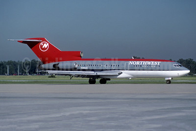 Northwest Airlines Boeing 727-14 N460US (msn 18910) (Christian Volpati Collection). Image: 942819.