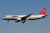 Northwest Airlines-NWA Airbus A320-212 N344NW (msn 388) MSP (Bruce Drum). Image: 103764.
