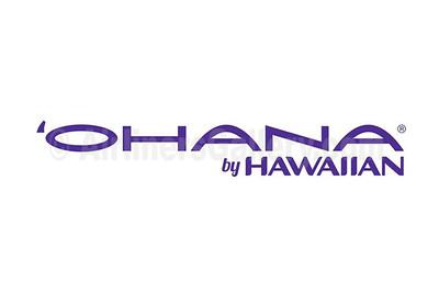 1. Ohana by Hawaiian logo