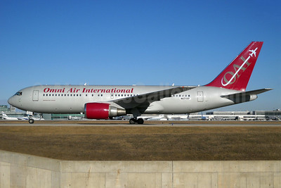 Omni Air International-OAI Boeing 767-224 ER N67157 (msn 30426) YYZ (TMK Photography). Image: 907787.