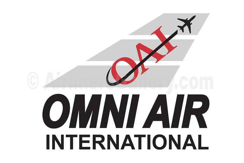 1. Omni Air International - OAI logo