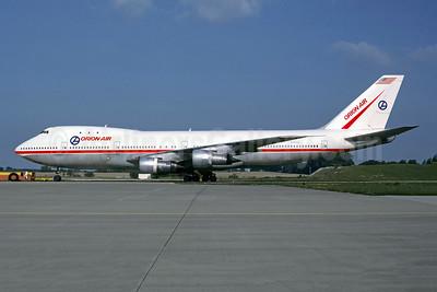 Airline Color Scheme - Introduced 1989 - Best Seller