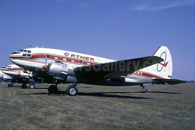 Ortner Air Service Curtiss C-46F-1-CU Commando N74171 (msn 22472) YIP (Ted J. Gibson - Bruce Drum Collection). Image: 948167.