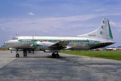 Airline Color Scheme - Introduced 1959 - Best Seller