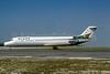 Ozark Airlines (1st) McDonnell Douglas DC-9-33CF N937F (msn 47409) MIA (Bruce Drum). Image: 102430.