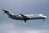 Ozark Airlines (1st) Douglas DC-9-15 N490SA (msn 45798) (Richard Vandervord). Image: 902523.